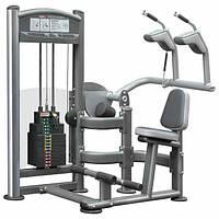 Професиональный тренажер Пресс машина IMPULSE Abdominal Machine для дома и спортзала