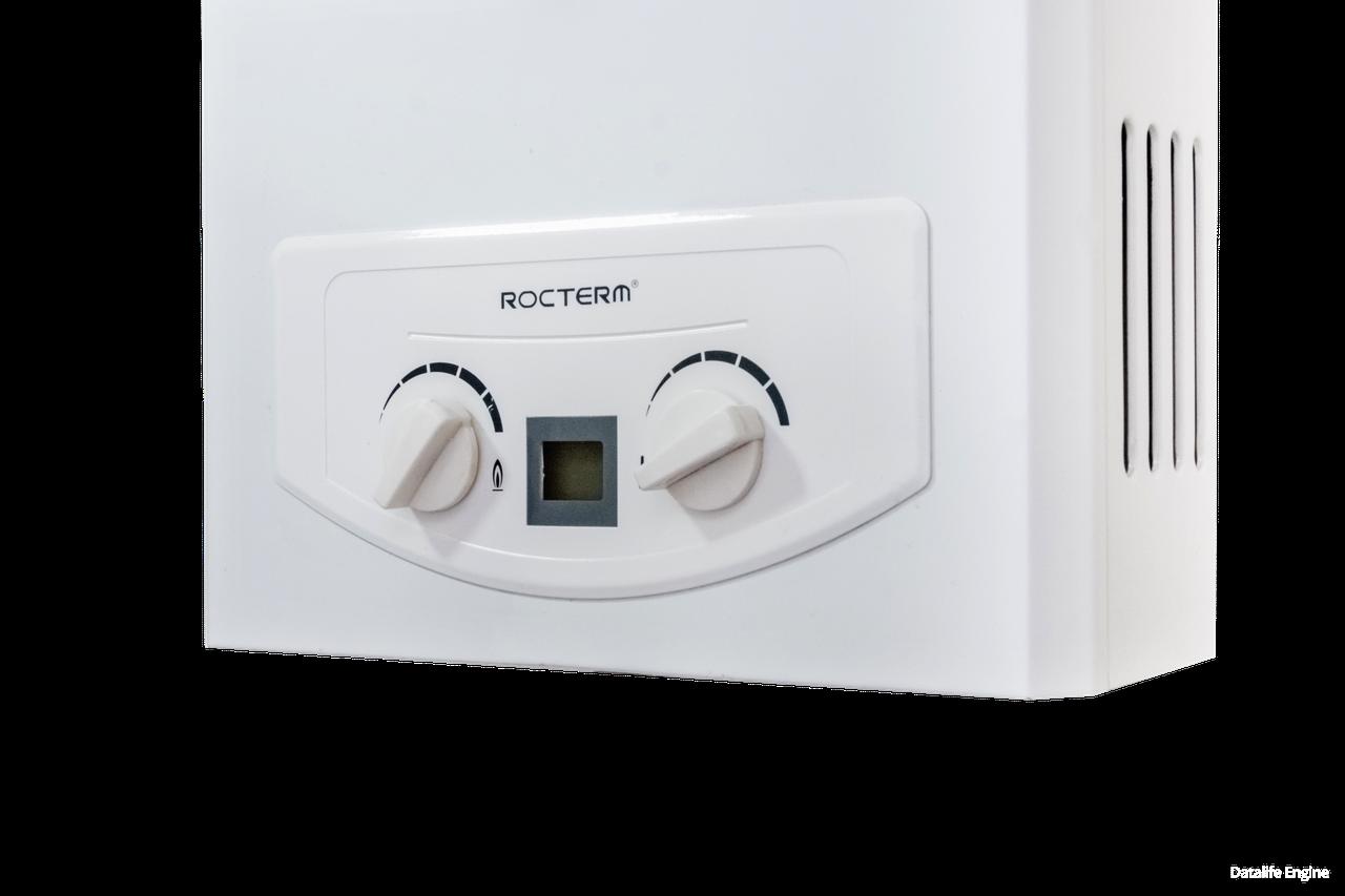 Газовая колонка ROCTERM ВПГ 10АЕ (10 литр. в мин)