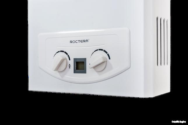 Газовая колонка ROCTERM ВПГ 10АЕ (10 литр. в мин) , фото 2