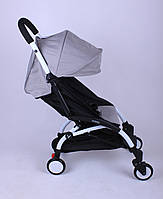 Прогулочная коляска YOYA Светло-серая