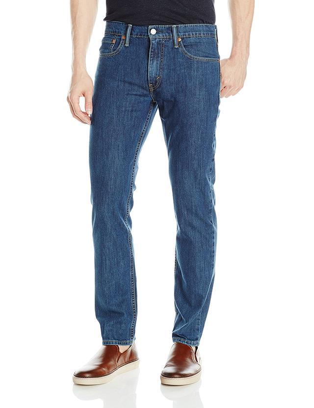 9249c660dca Настоящие фирменные джинсы Levis 511™ Slim Fit Jeans Blue Warblur Самые  популярные зауженные джинсы. Сидят ниже талии. Узкие по всей ноге