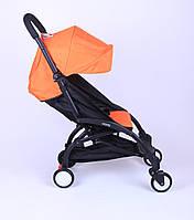 Прогулочная коляска YOYA Оранжевая
