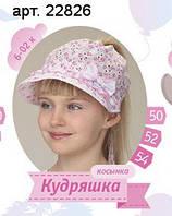 Летняя косынка для девочки, фото 1