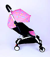 Прогулочная коляска YOYA Крысы розовый