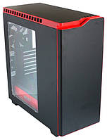 """Корпус NZXT H440 Black/red(CA-H440W-M1) """"Over-Stock"""""""