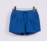 Детские хлопковые шорты для девочки