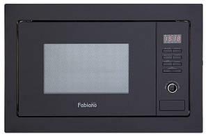 Микроволновая печь встраиваемая Fabiano FBM 22 G black