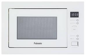 Микроволновая печь встраиваемая Fabiano FBM 26 G White