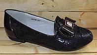 Детские туфли для девочек размеры 29-36