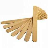 Шпатель деревянный одноразовый (100шт.уп)
