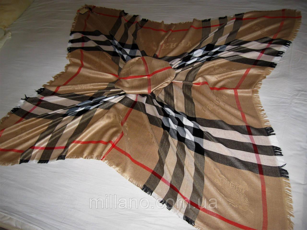 Платок Burberry шерсть 65% кашемир 35% можно приобрести на выставке в дворце  спорта Киев 855e074aa408b