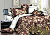 Постельное бельё ТМ Sveline Tekstil (Украина) сатин люкс полуторный S057