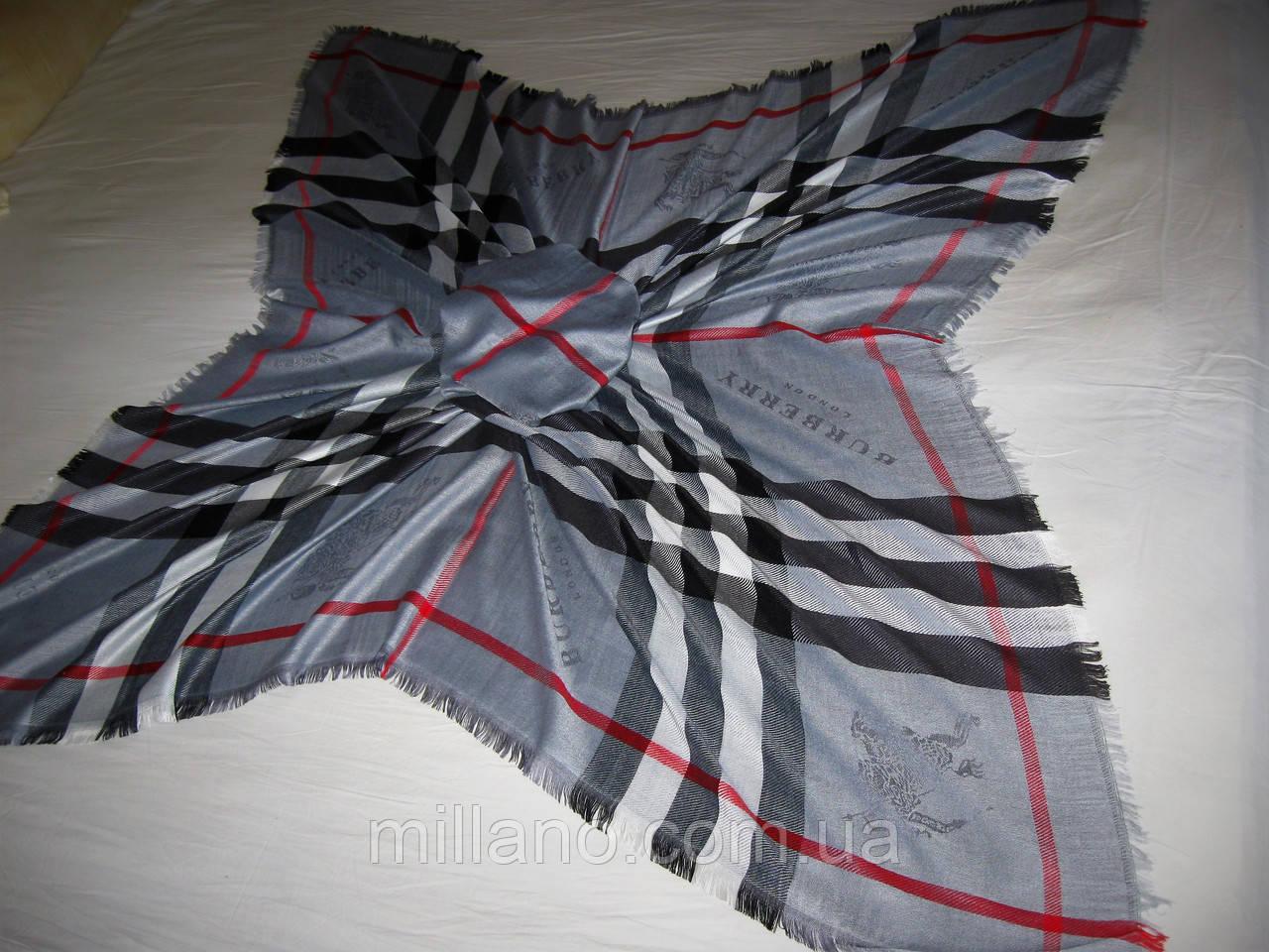 Платок Burberry шерсть 65% кашемир 35% можно приобрести на выставках в дворце  спорта Киев a24a49468bedc