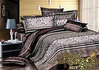 Постельное бельё ТМ Sveline Tekstil (Украина) сатин люкс полуторный S019