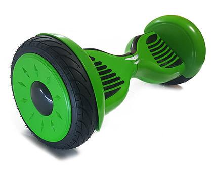 Гироскутер  Smart Way Balance Wheel Premium Зеленый Cамобаланс ТаоТао