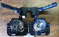 Nissan Altima седан 2008-09 туманки противотуманные фары комплект Новый Оригинальный