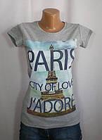 Стильная молодежная оригинальная футболка