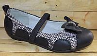 Детские туфли для девочек размеры 27-28