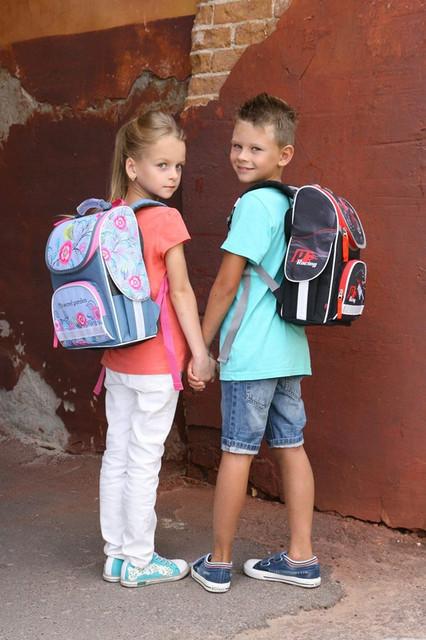 Рюкзаки и ранцы 6- 9 лет