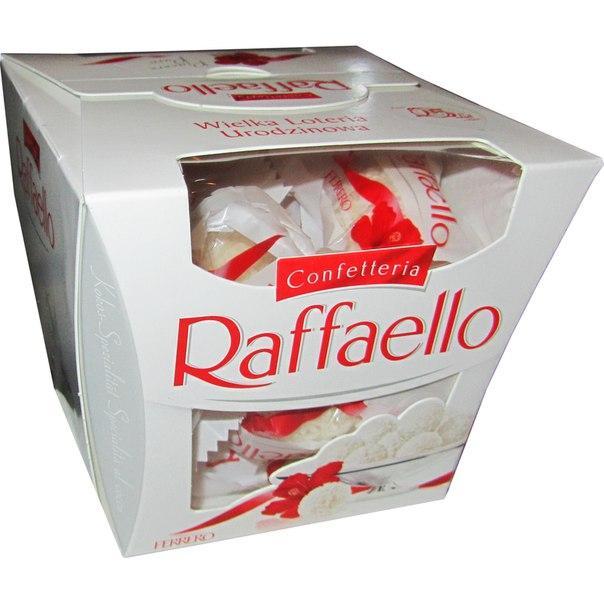 Raffaello 150г