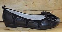 Детские туфли для девочки размер 36