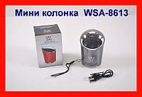 Мини колонка Danili WSA-8613, блютуз-колонка