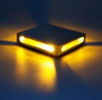 4-х сторонний светодиодный настенный светильник.