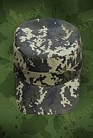 Камуфляжная кепка Пиксель Пограничный