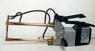 Зварювальні кліщі 7903 Потужність зварювання 6 кВА Виліт плечей 125/250/350/500 мм