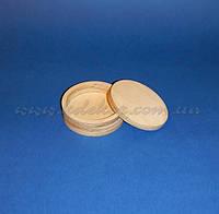Шкатулка круглая заготовка для декупажа и декора, фото 1