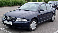 Стккло салона заднее левое опускное на Audi A4 (1994-2001)
