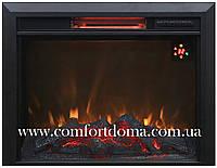 Электрическая топка (электрокамин) Bonfire EL1615A с плоским стеклом