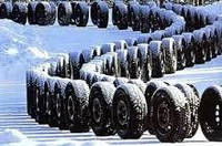 Шины б/у зимние легковые и грузовые