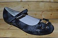 Детские туфли для девочек размер 35
