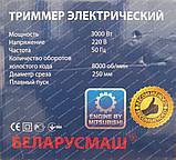 Электрокоса Беларусмаш БТЭ-3000, фото 8