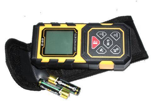 Дальномер лазерный тип D, 60м HTools, 29B906