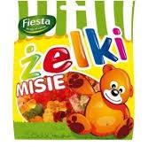 Жевательные конфеты Zelki Misie