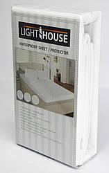 Наматрасник водонепроникний LightHouse Jersey 160*200