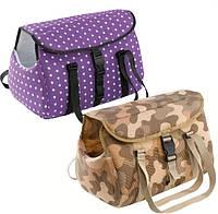 Переносная мягкая сумка для собак и кошек MILU' 40