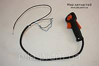 Ручка управления для мотокосы Stihl FS 55 до 2012 года выпуска., фото 1