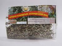 «Исландский мох»   при болезнях верхних дыхательных путей, кашле, пневмонии, туберкулезе