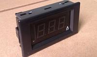 Амперметр A85AC до 100А (красные цифры), фото 1