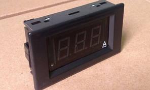 Амперметр A85AC до 50А (зеленые цифры)