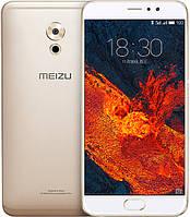 Смартфон Meizu PRO 6 plus 64Gb gold (Официальная украинская версия)