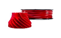 Красный ABS пластик PROFiLAMENT 1кг