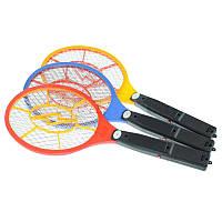 Электромухобойка в форме теннисной ракетки!