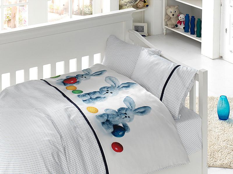 Белье постельное для новорожденных First Choice 3D BABY Bunny