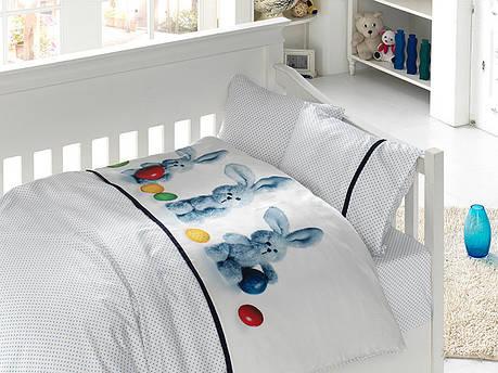 Белье постельное для новорожденных First Choice 3D BABY Bunny , фото 2