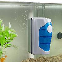 Магнитная щетка для аквариума!