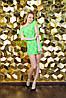 Платье неон 23